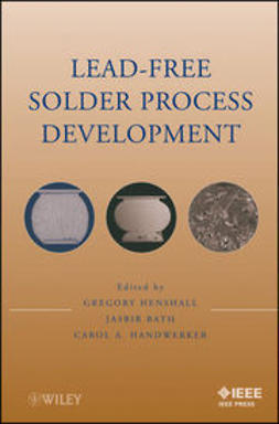 Bath, Jasbir - Lead-Free Solder Process Development, ebook