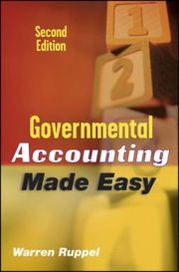 Ruppel, Warren - Governmental Accounting Made Easy, ebook