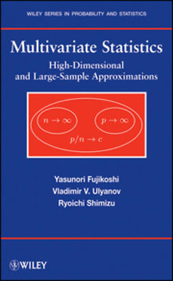 Fujikoshi, Yasunori - Multivariate Statistics: High-Dimensional and Large-Sample Approximations, ebook