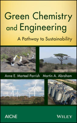 Abraham, Martin A. - Green Chemistry and Engineering: A Pathway to Sustainability, ebook