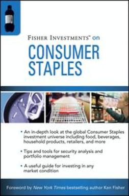 UNKNOWN - Fisher Investments on Consumer Staples, ebook