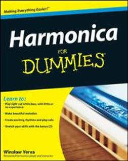 Yerxa, Winslow - Harmonica For Dummies<sup>®</sup>, ebook