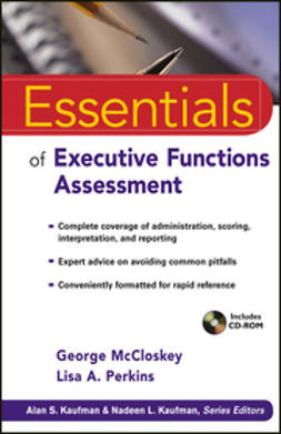 McCloskey, George - Essentials of Executive Functions Assessment, ebook