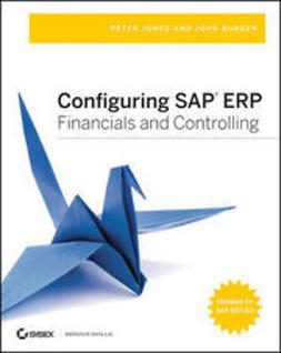 Jones, Peter - Configuring SAP ERP Financials and Controlling, ebook
