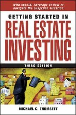 Thomsett, Michael C. - Getting Started in Real Estate Investing, ebook