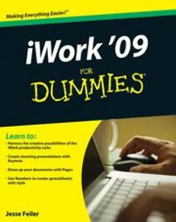 Feiler, Jesse - iWork 09 For Dummies, ebook