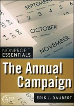 Daubert, Erik J. - The Annual Campaign, ebook