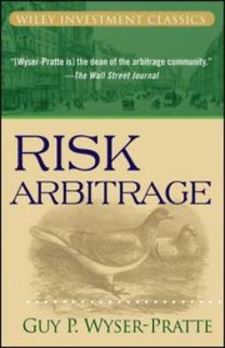 Wyser-Pratte, Guy - Risk Arbitrage, ebook