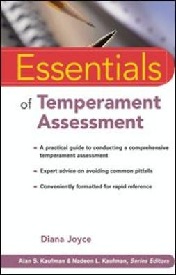 Joyce, D. - Essentials of Temperament Assessment, ebook