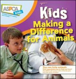 Furstinger, Nancy - ASPCA Kids: Kids Making a Difference for Animals, e-kirja