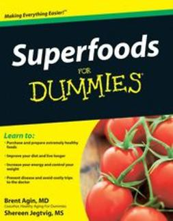 Agin, Brent - Superfoods For Dummies, ebook