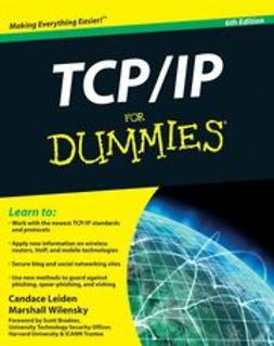 Leiden, Candace - TCP/IP For Dummies, ebook