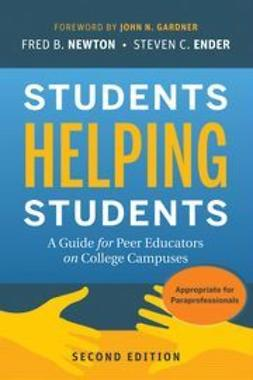 Newton, Fred B. - Students Helping Students: A Guide for Peer Educators on College Campuses, ebook