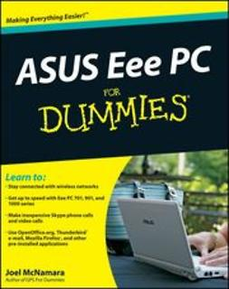McNamara, Joel - ASUS Eee PC For Dummies<sup>&#174;</sup>, ebook