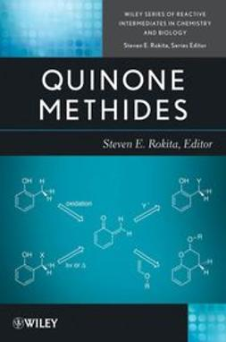 Rokita, S. E. - Quinone Methides, ebook