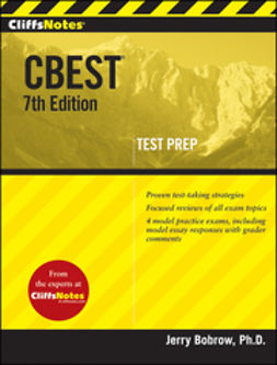 Bobrow, Jerry - CliffsNotes CBEST, ebook