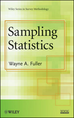 Fuller, Wayne A. - Sampling Statistics, ebook