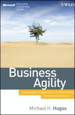 Hugos, Michael H. - Business Agility: Sustainable Prosperity in a Relentlessly Competitive World, e-kirja