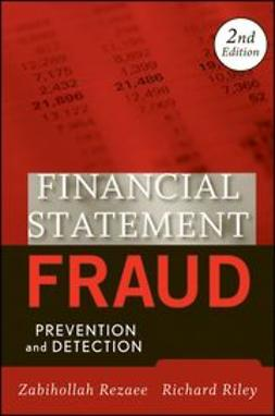 Rezaee, Zabihollah - Financial Statement Fraud: Prevention and Detection, e-bok