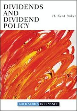 Baker, H. Kent - Dividends and Dividend Policy, ebook