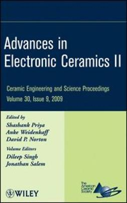 Priya, Shashank - Advances in Electronic Ceramics II, ebook