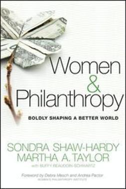 Shaw-Hardy, Sondra - Women and Philanthropy: Boldly Shaping a Better World, ebook