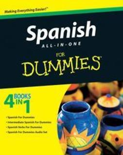 Dummies, Consumer - Spanish All-in-One For Dummies<sup>&#174;</sup>, e-kirja