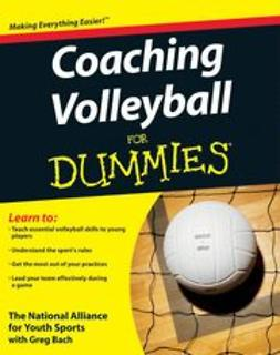 UNKNOWN - Coaching Volleyball For Dummies, e-kirja