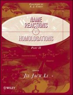 Li, Jie Jack - Name Reactions for Homologation, Part 2, ebook