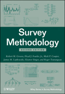 Groves, Robert M. - Survey Methodology, e-kirja