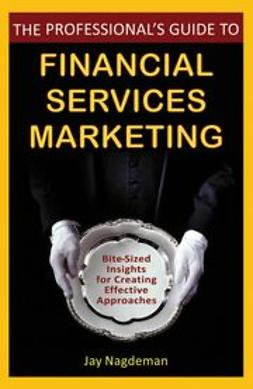 Nagdeman, Jay - The Professional's Guide to Financial Services Marketing: Bite-Sized Insights For Creating Effective Approaches, ebook