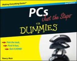 Muir, Nancy C. - PCs Just the Steps For Dummies<sup>®</sup>, ebook