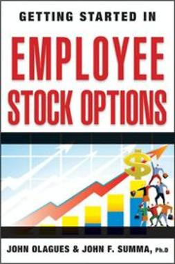Olagues, John - Getting Started In Employee Stock Options, ebook
