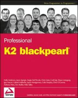 Anderson, Holly - Professional K2 blackpearl, ebook