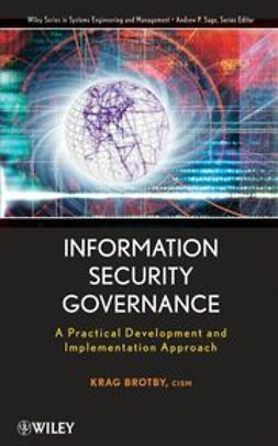 Brotby, Krag - Information Security Governance, ebook