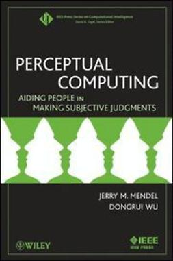 Mendel, Jerry - Perceptual Computing: Aiding People in Making Subjective Judgments, e-kirja