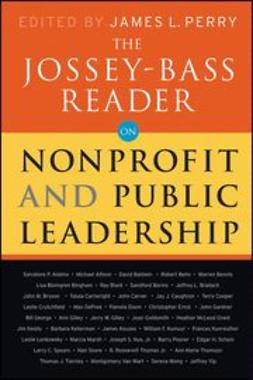 UNKNOWN - The Jossey-Bass Reader on Nonprofit and Public Leadership, ebook