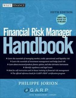 Jorion, Philippe - Financial Risk Manager Handbook, ebook