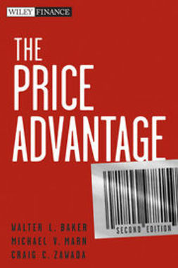 Baker, Walter L. - The Price Advantage, ebook