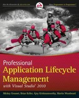 Gousset, Mickey - Professional Application Lifecycle Management with Visual Studio 2010, ebook