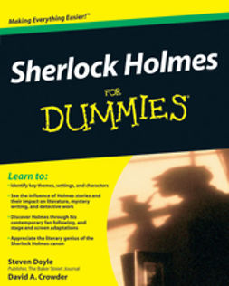 Doyle, Steven - Sherlock Holmes For Dummies<sup>®</sup>, ebook