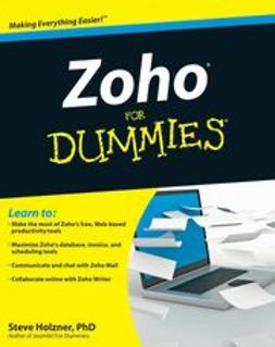 Holzner, Steven - Zoho For Dummies, ebook