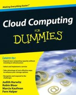 Bloor, Robin - Cloud Computing For Dummies, ebook