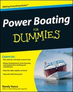 Vance, Randy - Power Boating For Dummies®, ebook