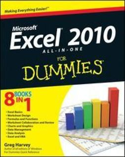 - Excel 2010 All-in-One For Dummies<sup>®</sup>, ebook