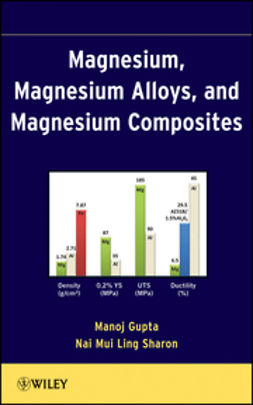 Gupta, Manoj - Magnesium, Magnesium Alloys, and Magnesium Composites, ebook