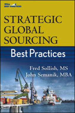Sollish, Fred - Strategic Global Sourcing Best Practices, ebook