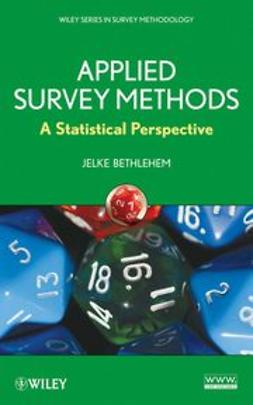 Bethlehem, Jelke - Applied Survey Methods: A Statistical Perspective, ebook