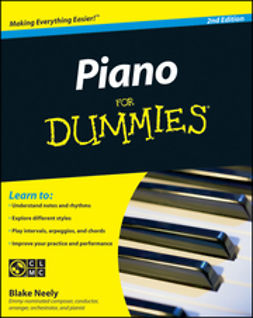 Neely, Blake - Piano For Dummies, ebook
