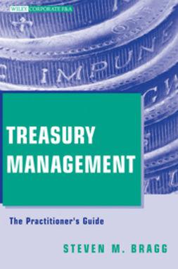 Bragg, Steven M. - Treasury Management: The Practitioner's Guide, e-kirja